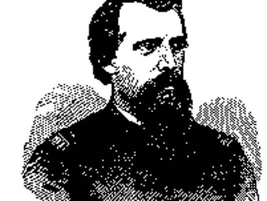 Lt. Lucien Davis, 76th New York Volunteer Infantry