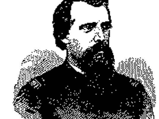 Lt. Lucien Davis, 76th New York Volunteer Infantry