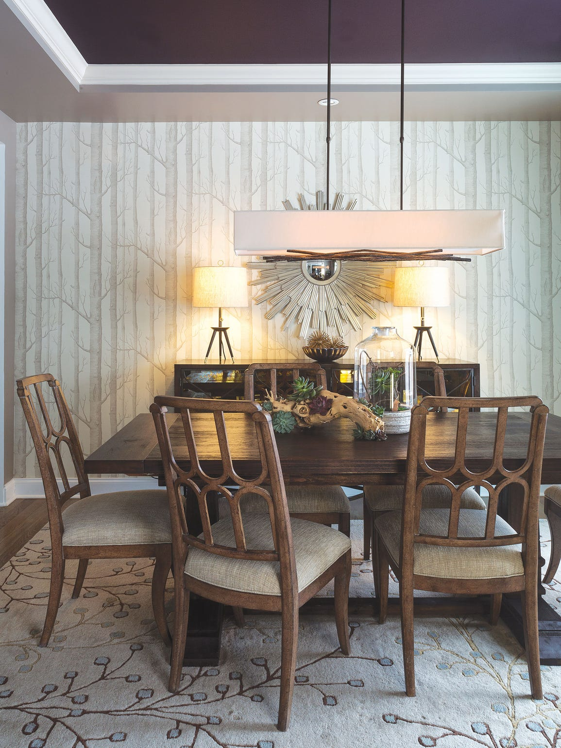 In this Pittsford home, designer Jason Longo fused