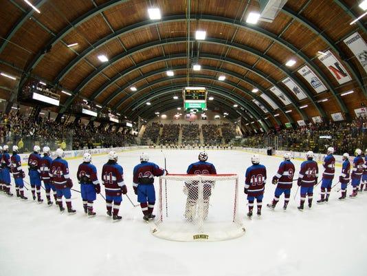 DI Boys Hockey Championship - Spaulding vs. Essex 03/19/18