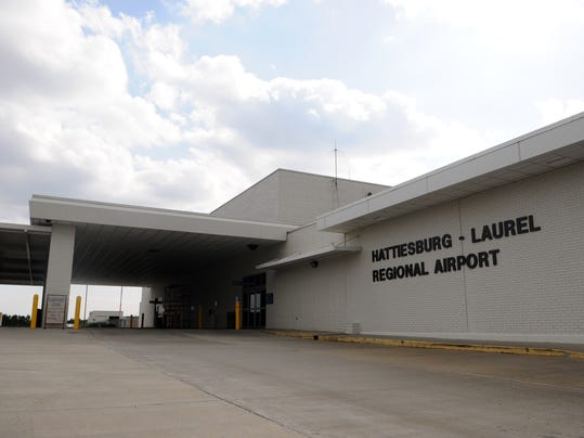 Hattiesburg-Laurel Regional Airport main (07-23)