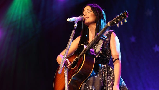 "Kacey Musgraves' new album, ""Golden Hour,"" hits stores on Friday."