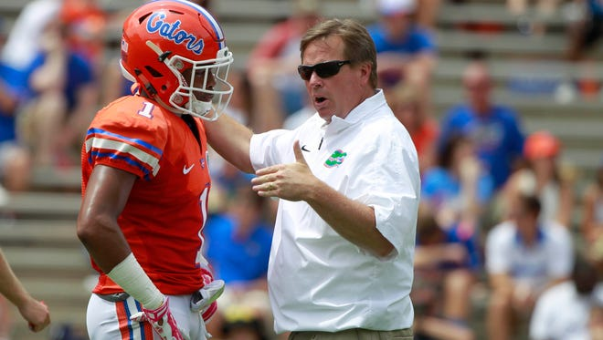 Florida Gators coach Jim McElwain is getting closer to his debut in Gainesville.