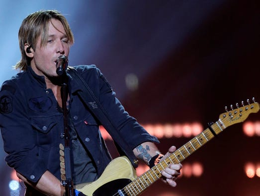 Keith Urban Tour Milwaukee