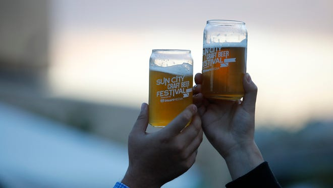 The 2018 Sun City Craft Beer Festival was from April 21-22.