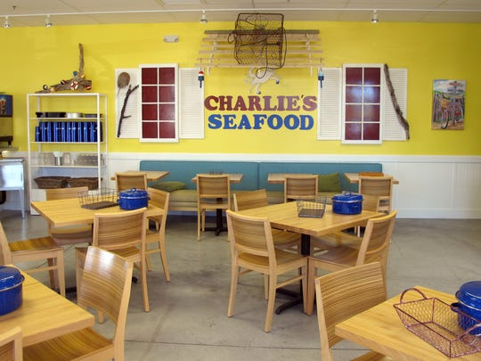 Charlie's Seafood & Pub is preparing to open in the