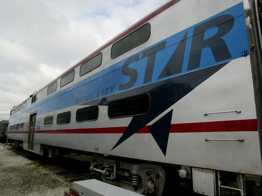 Title: Music City Star Commuter Trains