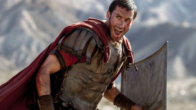 "Joseph Fiennes stars as a Roman soldier charged with investigating the resurrection of Christ in ""Risen."""