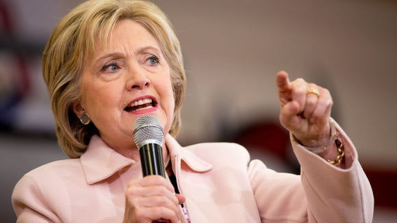 Clinton just inches away from securing the nomination,