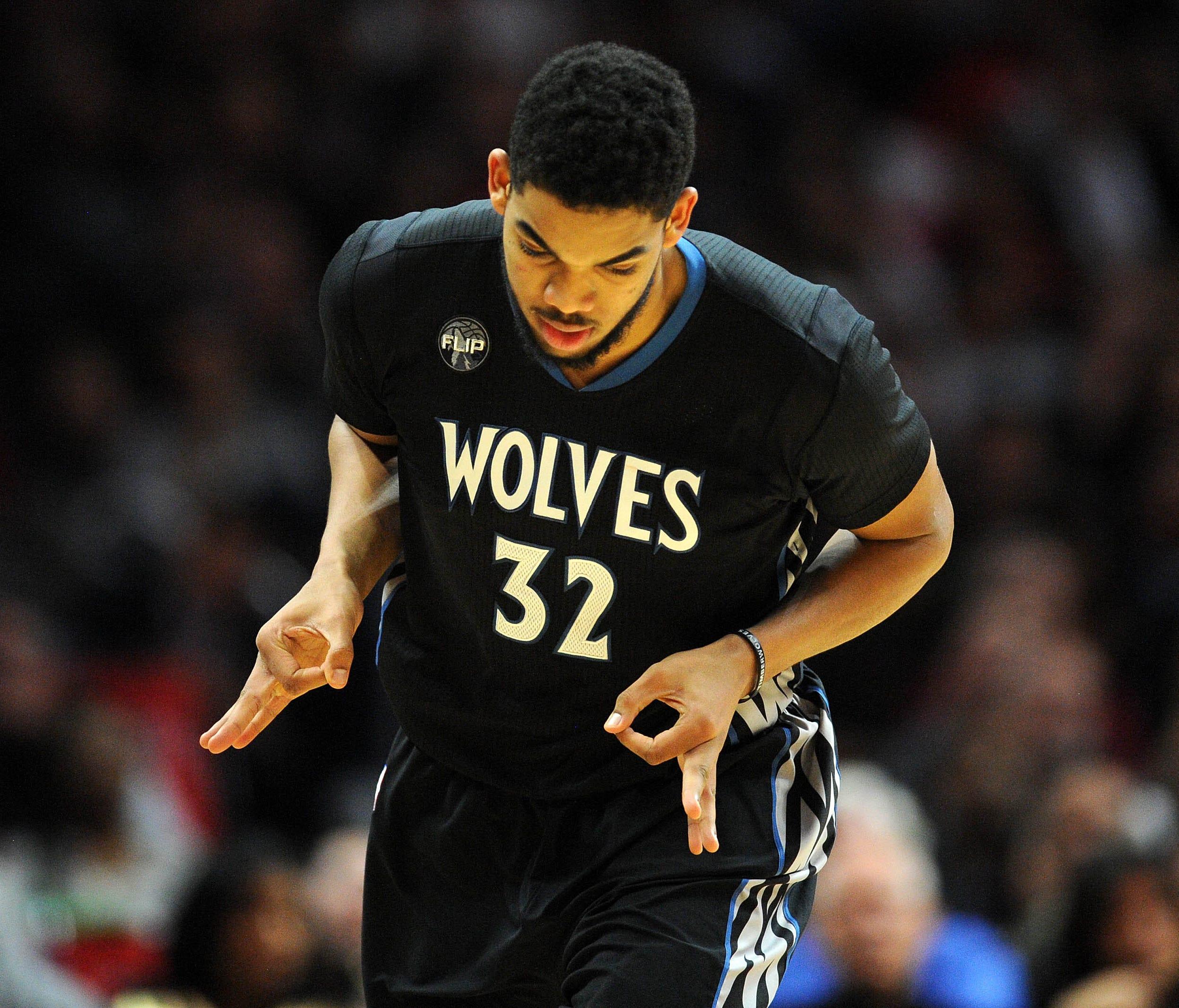 End Of Season NBA Rookie Rankings: Karl-Anthony Towns