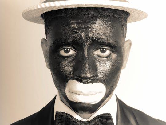 """J. Farley Norman and Isaiah Reaves' new show, """"The Blackface Project"""" explores the life and career of early 20th Century vaudeville legend Bert Williams, who was the first black American to appear in a leading role on Broadway. The show is part of the 15th Annual Fringe Festival, running May 29-June 10 in various venues in Over-the-Rhine."""