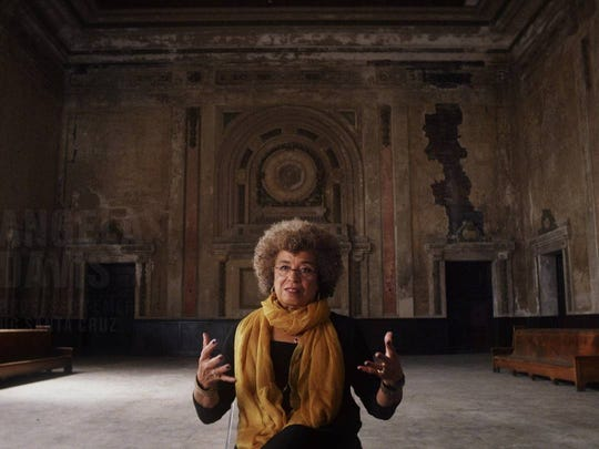 "Recent Memphis visitor Angela Davis is among those who discuss the ""growth industry"" of U.S. ""mass incarcation"" in ""13th."""
