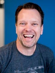 Fundy Design founder Andrew Funderburg
