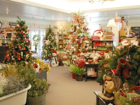 FILE - Tin Lizzie's Home Decor & Gifts, 430 Main St.,