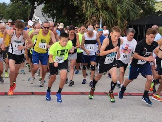 A 5K walk or run for charity can be found this weekend in Fort Pierce, Vero Beach and Stuart.