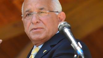Lyndhurst Mayor Robert Giangeruso