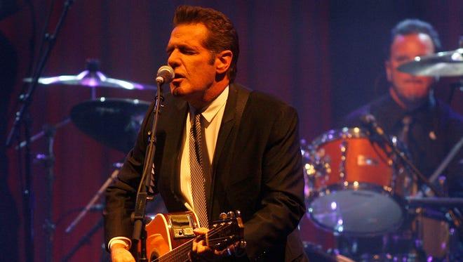 Glenn Frey died Jan. 18 in New York at 67.