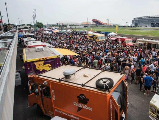 JerseyFest 2016 food trucks