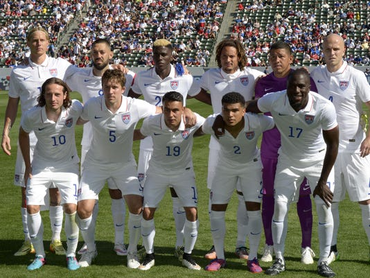 Soccer: Panama vs USA