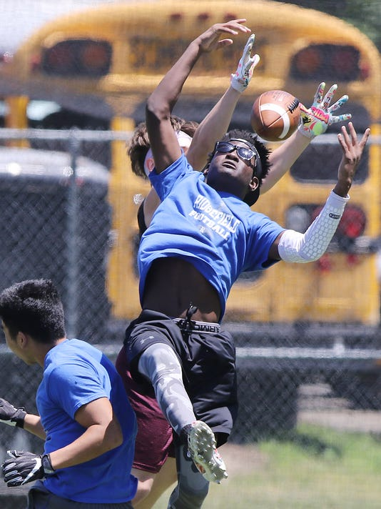 Seven on Seven High School Tournament --