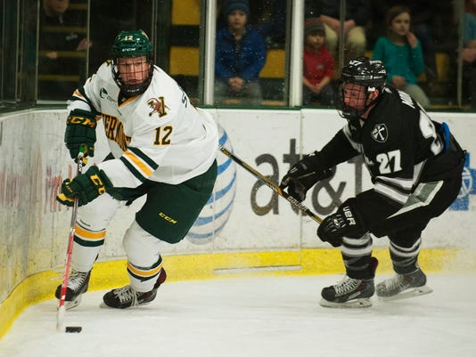 Providence vs. Vermont Men's Hockey 12/29/14