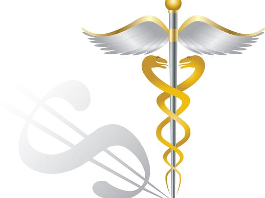 Caduceus Medical Symbol for Health Care Organizations