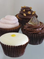 Cupcakes at Sweet Arleen's in Thousand Oaks have always