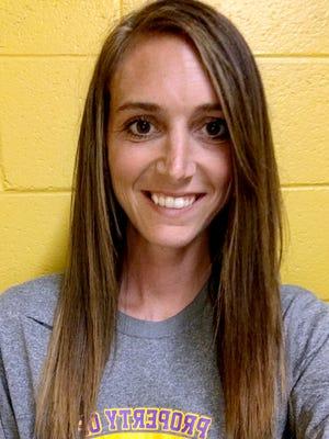 Former assistant Jordyn Hartsfield has been named Smyrna girls head basketball coach.