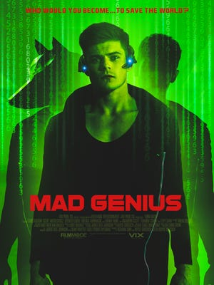 """There will be a screening of """"MAD GENIUS"""" at 7:45 p.m. Sunday, July 29, at Salem Cinema."""