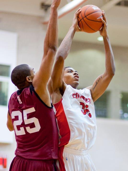 Havard v Cornell Mens Basketball