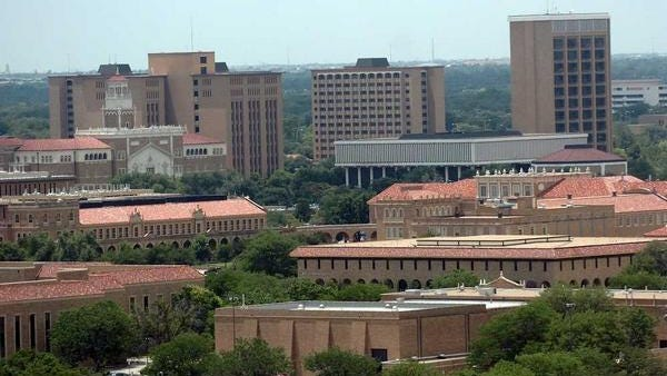 Texas Tech will have students back on campus Tuesday.