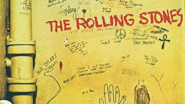 """Beggars Banquet"" by the Rolling Stones"