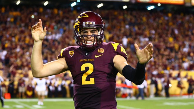 Just how good can ASU's Mike Bercovici be?