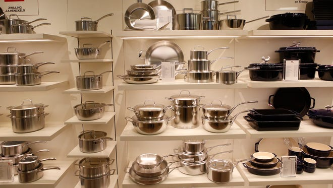 Zwilling J.A Henckels of Pleasantville celebrated the grand opening of their new World headquarters on Nov. 3, 2015.  The company specializes in selling high end cooking ware.