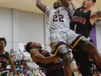 LSUA knocks off third straight ranked opponent with second half surge