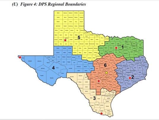 DPS Regional Boundaries