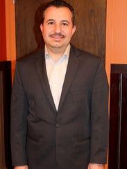Buffalo Wings and Rings CEO Nader Masadeh before going