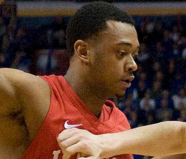Zeke Upshaw, shown during his playing days at Illinois State, collapsed during an NBA G League game in Grand Rapids, Mich.