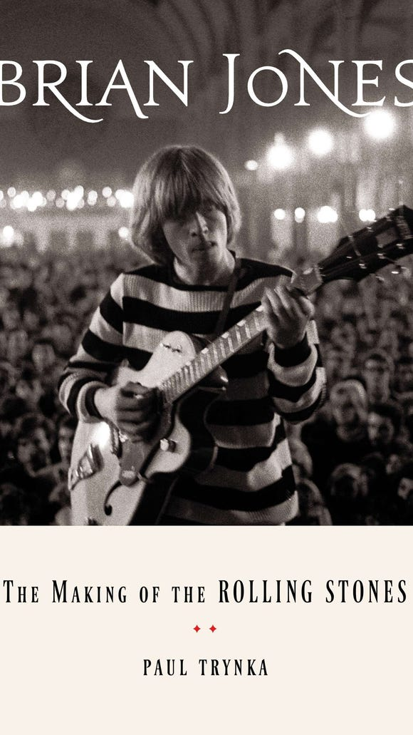 """""""Brian Jones: The Making of the Rolling Stones"""" by Paul Trynka"""