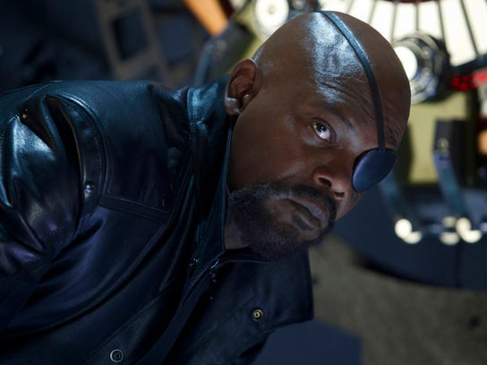Nick Fury pic