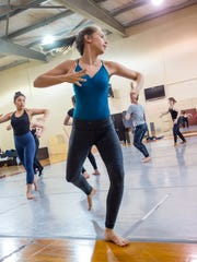 Los Angeles based dance company, BodyTraffic, hosting