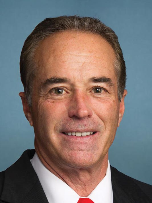 New York Congressman Chris Collins arrested on federal insider trading charges