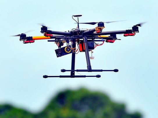 drone demo 051114 2