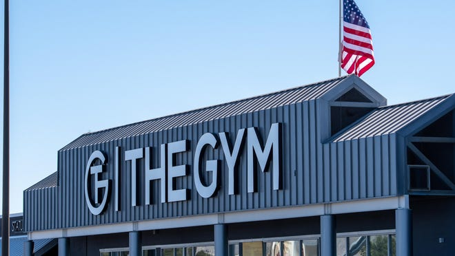 The Gym in Victorville, which reopened according to social media posts on Friday, May 1, 2020.