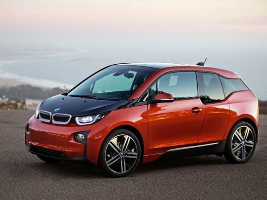 BMW i3 – BMW became a leader in alternative power and advanced material use. The i3 aims to be a practical car for everyday use in cities. On sale now.