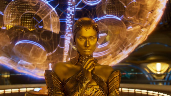 We may be seeing 'Guardians of the Galaxy Vol. 2' villainess Ayesha (Elizabeth Debicki) back sooner than later.