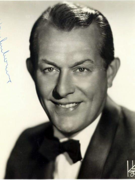 Vaughn Monroe performerd at the York Fair in 1953.