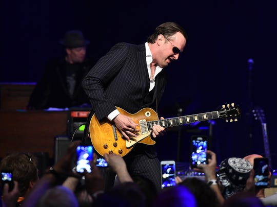 Tickets for Joe Bonamassa's show next May at the Weidner Center are now on sale.