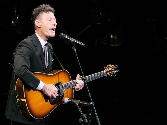 Only single seats remain for An Acoustic Evening with Lyle Lovett and John Hiatt Wednesday, Feb. 27, at Kodak Center.