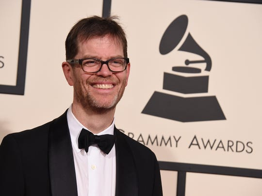 Donny McCaslin arrives at the 58th annual Grammy Awards in Los Angeles last year.